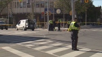Toronto police are investigating a collision that killed a motorcyclist.
