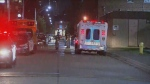Police are investigating a fatal shooting in Regent Park.