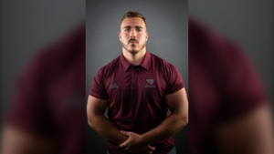 University of Ottawa student-athlete Francis Perron passed away shortly after the Gee-Gees football game in Toronto on Saturday. (Photo courtesy: University of Ottawa)