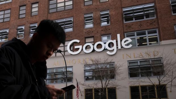 Google office New York