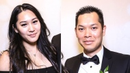 Kristy Nguyen and Quoc Tran are pictured in these images released by York Regional Police. (YRP /Handout)