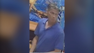 Police are asking for the public's help in identifying a man who allegedly sexually assaulted a woman at a Toronto restaurant. (Toronto Police Service)