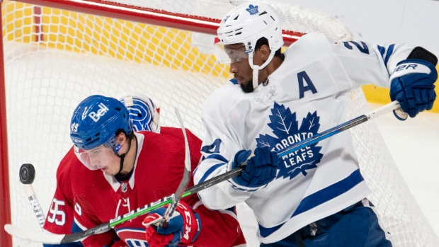 Leafs and Habs
