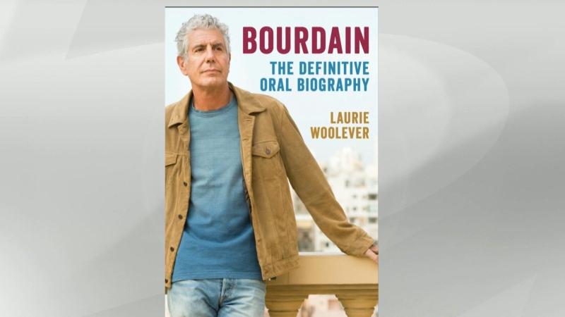 Bourdain book