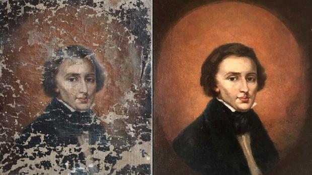 Chopin portrait