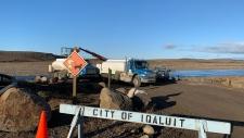 Iqaluit water problems