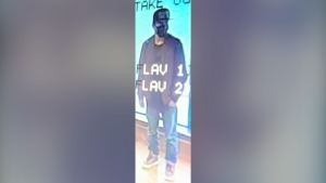 Police are searching for this man who allegedly sexually assaulted a teenager in an elevator in North York. (Toronto Police Service)