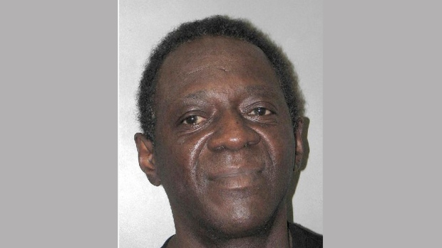 This Henderson Detention Center booking photo shows entertainer Flavor Flav following his arrest Oct. 4, 2021, in Henderson, Nev. (Henderson Police Department via AP)