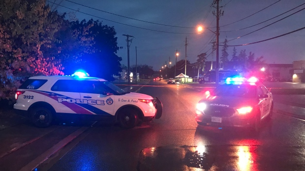 A man is dead and another is injured following an overnight shooting in North York. (Courtesy: Craig Wadman)