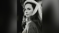Martha Henry is seen as Lady Percy in Henry IV (Henry IV, Part 1), in a 1965 handout photo. THE CANADIAN PRESS/HO-Peter Smith, *MANDATORY CREDIT*