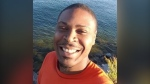 Nikie Timm, 37, is seen in this undated photo. Timm was fatally shot in Toronto on Oct. 21, 2021. (Toronto Police Service)