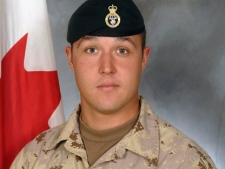 Canadian Pte. Tyler William Todd is shown in a military handout photo. Todd was killed in a powerful roadside bomb blast while on foot patrol in a volatile community southwest of Kandahar City early Sunday. (THE CANADIAN PRESS/HO-Department of National Defence)