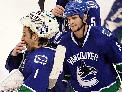 Vancouver Canucks Absorb Another Harsh Playoff Lesson In Loss To