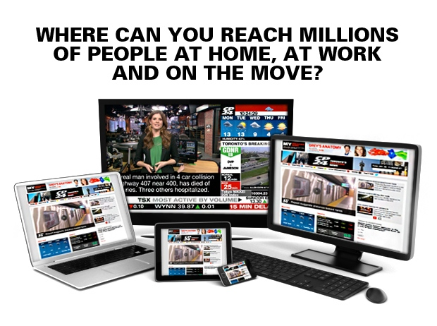 Advertise with CP24