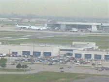 Pearson International Airport is pictured Friday, May 18, 2012.