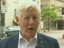 Interim Liberal Leader speaks with CP24 Sunday morning. (CP24)