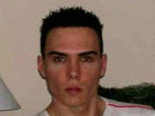 Rocco Luka Magnotta, 29, is seen is this photograph provided by police in Montreal.