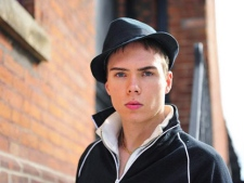 Luka Rocco Magnotta is shown in a photo from the website www.luka-magnotta.com. Magnotta is wanted in the shocking case of a dismembered body whose parts were mailed to different places including the headquarters of the Conservative Party of Canada. (THE CANADIAN PRESS/HO-www.luka-magnotta.com)