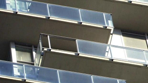 Toronto falling glass