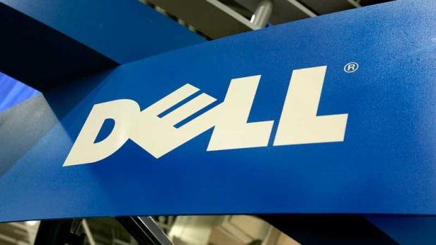 Dell Inc. corporate sign
