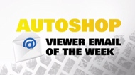 Weekly question for Auto Shop