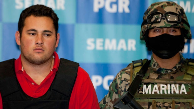 mexico marines detain a son of most wanted drug lord cp24 com