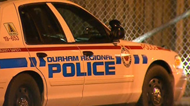 A Durham Regional Police cruiser is shown in this file photo.