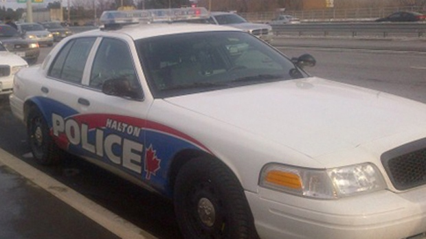 Male motorcyclist dies in Milton crash: police