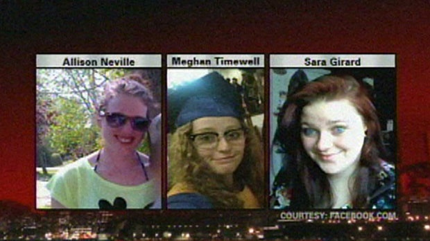 A 17-year-old girl was killed and two other teens critically injured during an accident on Monday, July 2, 2012 on Highway 11 near Burk's Falls.