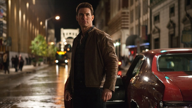 Tom Cruise as Jack Reacher