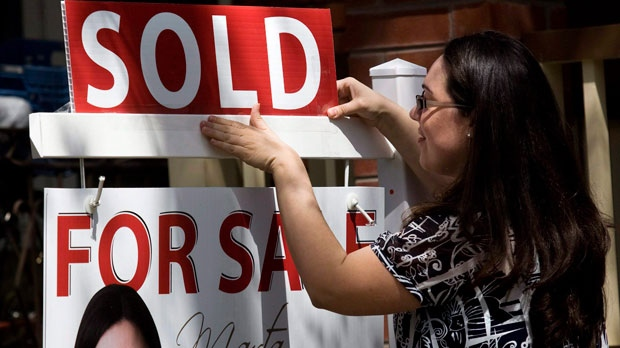 real estate, cp24 file photo, housing sales