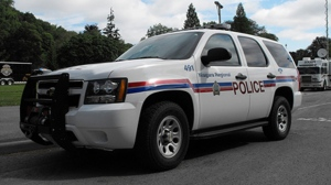 A Niagara Regional Police Service vehicle is pictured. (Facebook)
