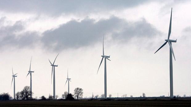 Port Alma wind farm