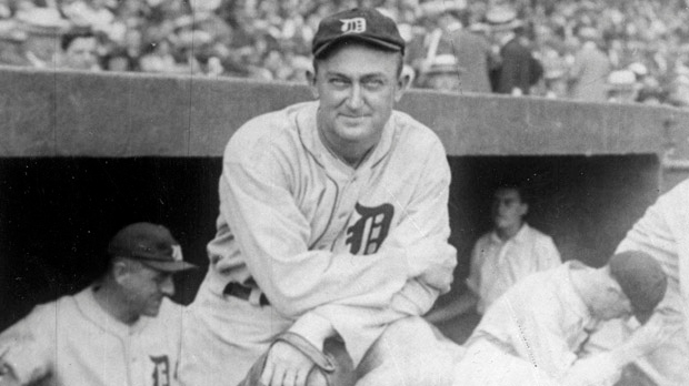 a description of ty cobb as the greatest baseball player that has ever lived
