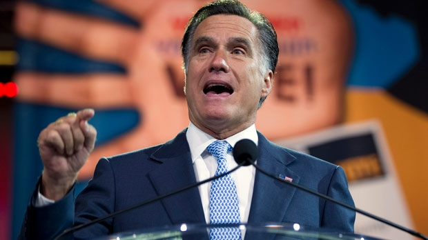 relationship between bios and romney