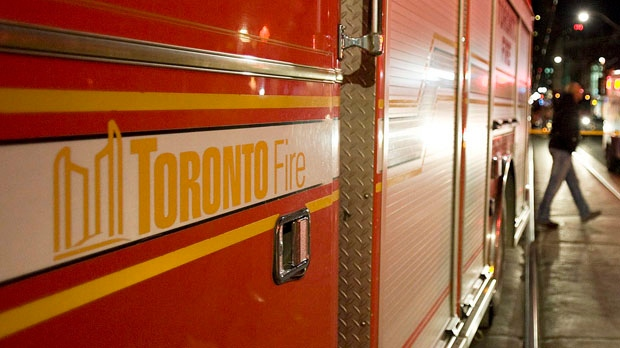 Toronto Fire Services file photo