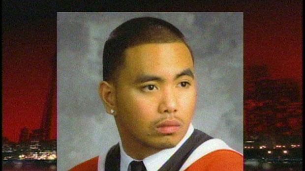 An undated photo of victim Joshua Yasay.