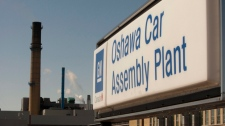 General Motors Oshawa plant