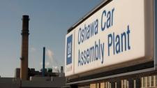 General Motors Oshawa plant