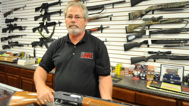 Gun store
