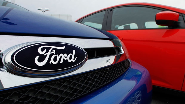 Ford cutting 1,500 U.K. jobs