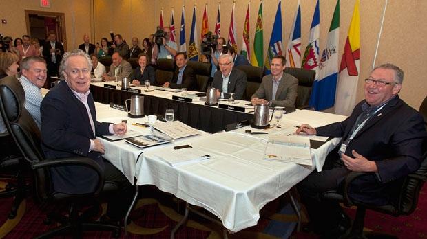 Meeting Premiers