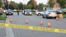 Vaughan homicide