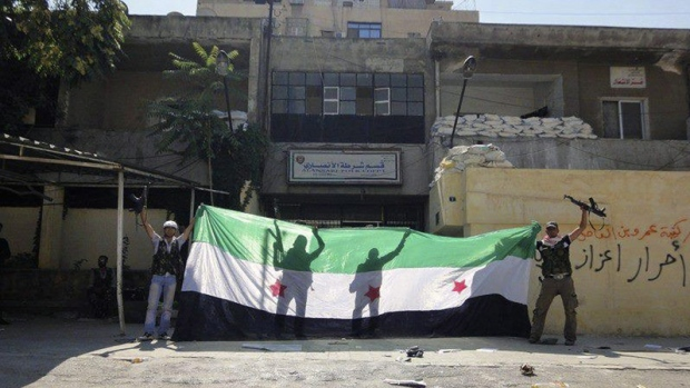 Syria, rebels, Aleppo, Iran