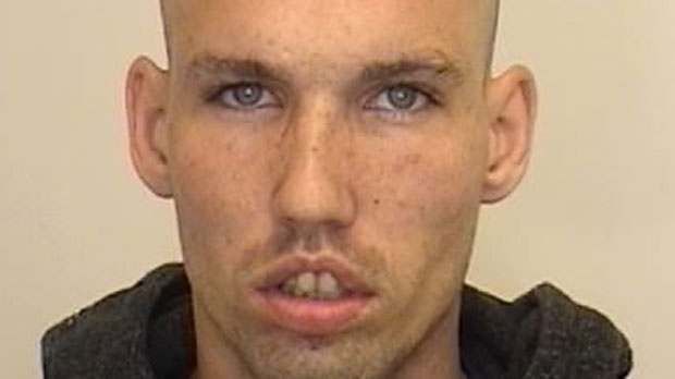 George Fawell, 24, of Toronto, is pictured in this photograph released by Toronto police.