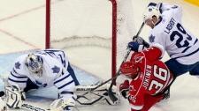 Maple Leafs vs. Hurricanes
