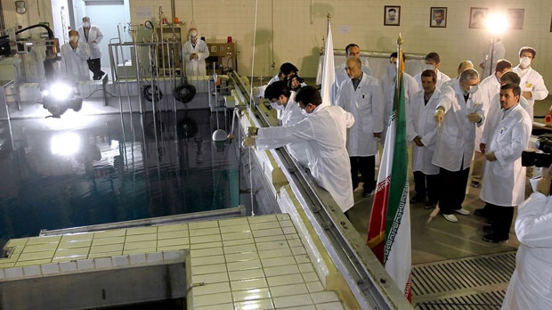 Canada expands Iran sanctions over nuclear program