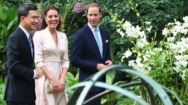Prince William, Duchess of Cambridge