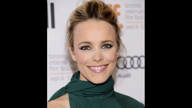 """Actress Rachel McAdams arrives at the premiere for """"To The Wonder"""" during the Toronto International Film Festival on Monday Sept. 10, 2012 in Toronto. (Photo by Evan Agostini/Invision/AP)"""
