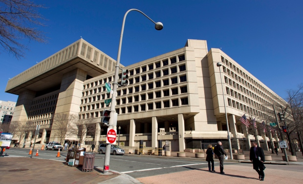 FBI headquarters file